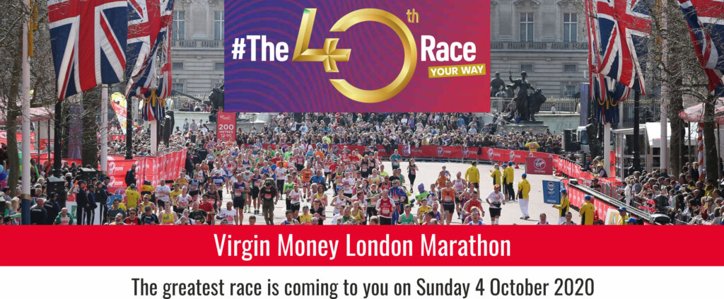 Virgin London Marathon 2020