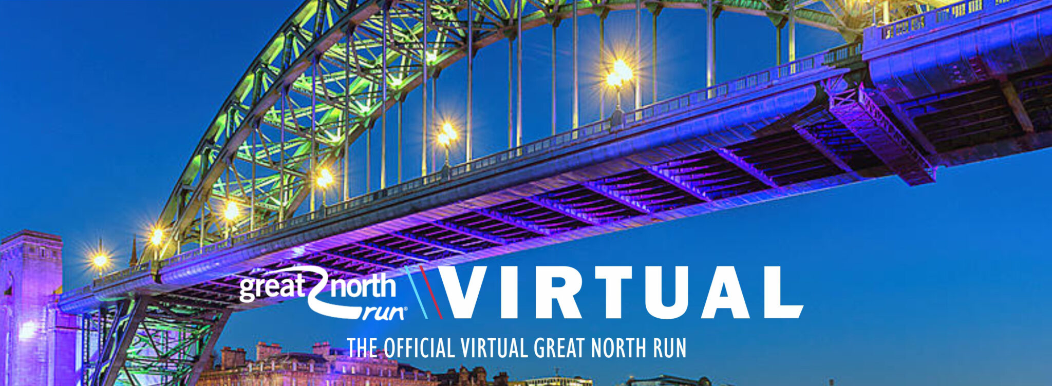 The Official Virtual Great North Run