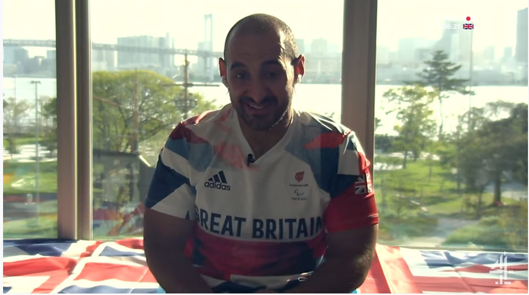 """Get Kids Going! Ambassador Ali Jawad has """"won medal in life"""" by competing in Tokyo Paralympics"""