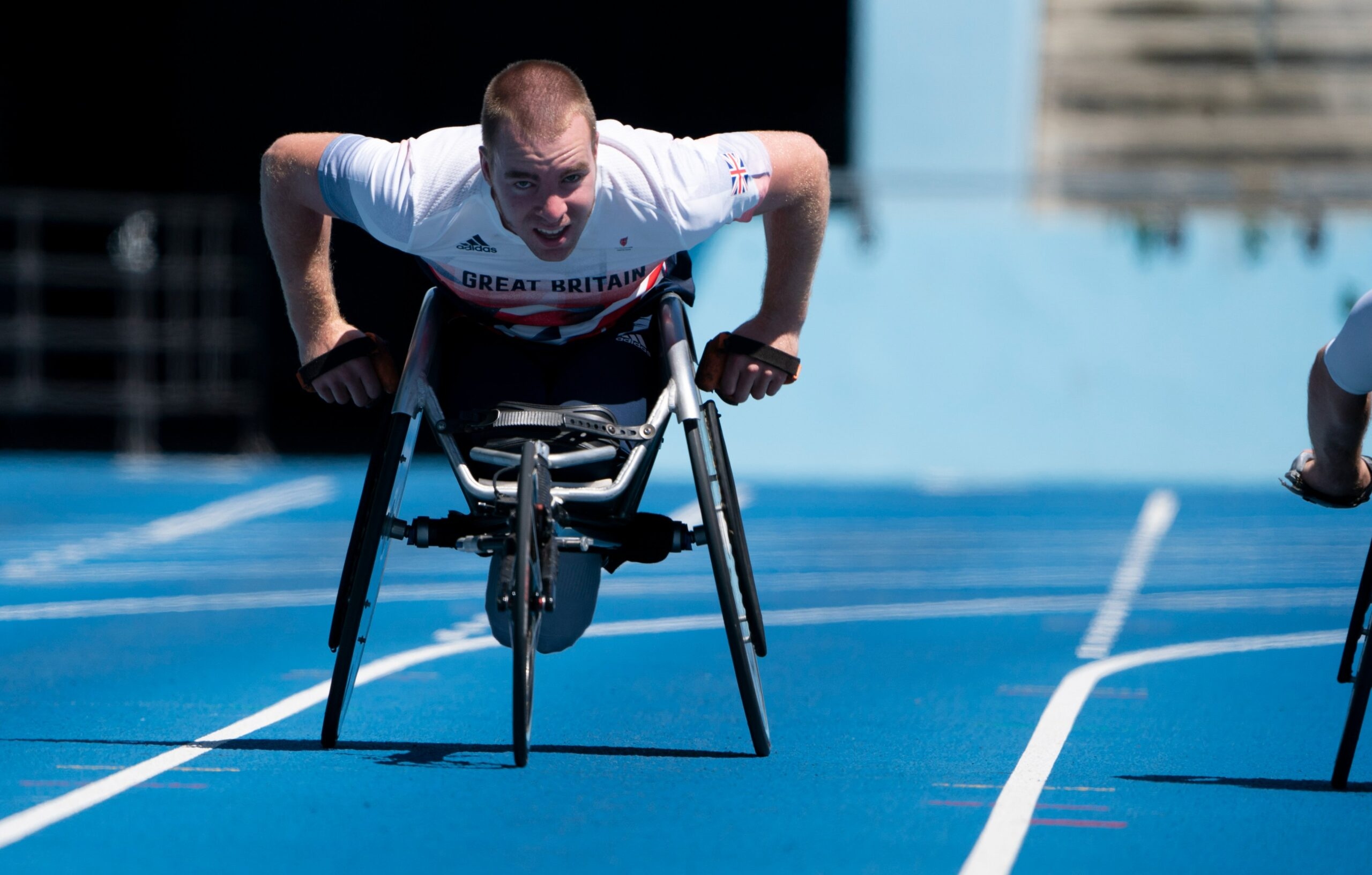 Get Kids Going! supported athlete Isaac Towers reaches Paralympic finals in 800m