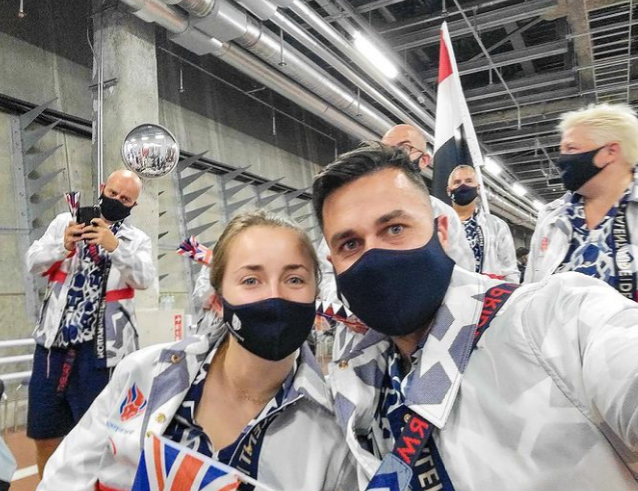 Matt Skelhon vows to come back stronger after Paralympics